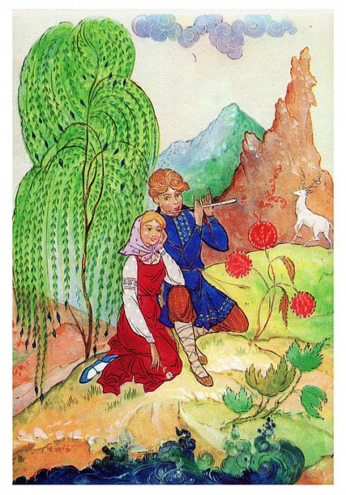 Краткое содержание Бажов Каменный цветок за 2 минуты пересказ сюжета
