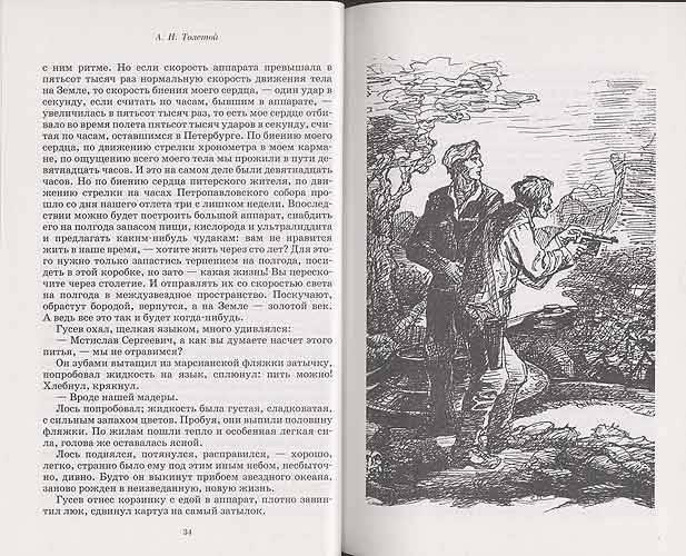 Краткое содержание Аэлита Толстого за 2 минуты пересказ сюжета