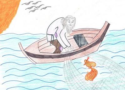 Краткое содержание Сказка о рыбаке и рыбке или Золотая рыбка Пушкина за 2 минуты пересказ сюжета