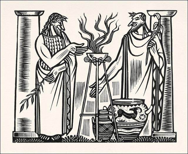 Краткое содержание рассказов Аристофана за 2 минуты