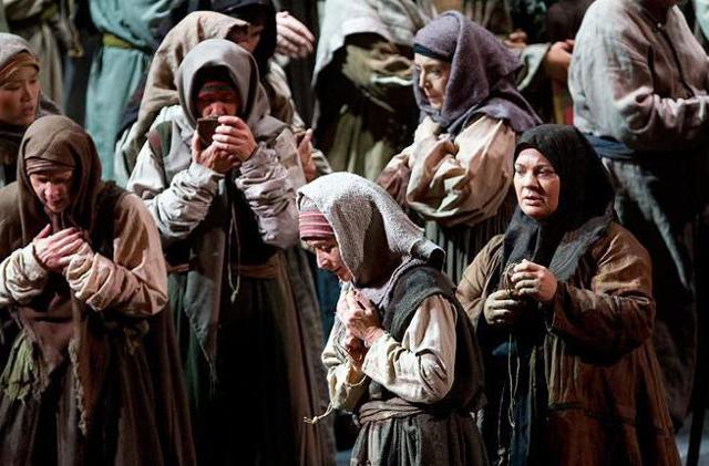 Краткое содержание оперы Борис Годунов Мусоргского за 2 минуты пересказ сюжета