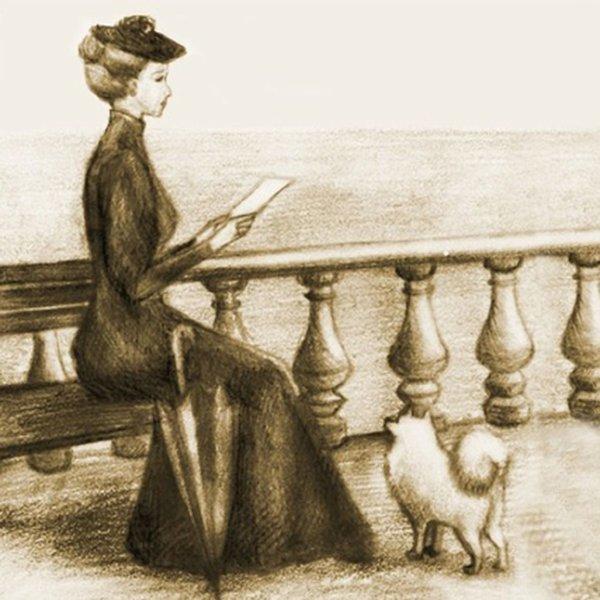 Краткое содержание Дама с собачкой Чехова за 2 минуты пересказ сюжета
