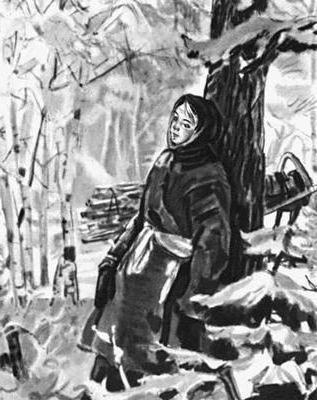 Краткое содержание Некрасов Мороз, Красный нос за 2 минуты пересказ сюжета