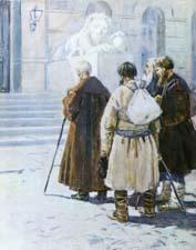 Краткое содержание Размышления у парадного подъезда Некрасова за 2 минуты пересказ сюжета