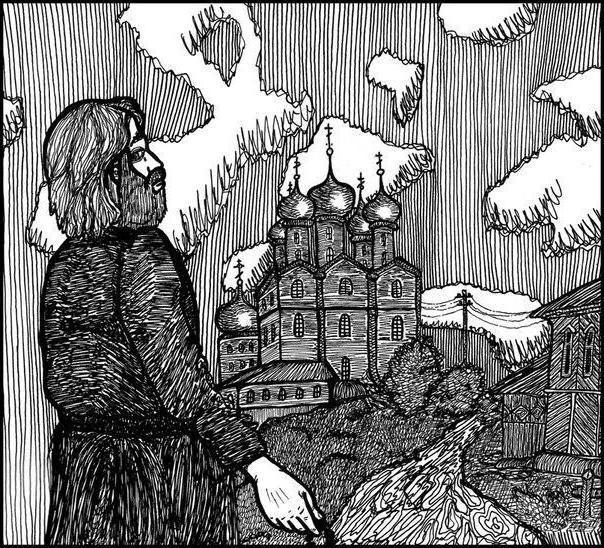 Краткое содержание Андреев Жизнь Василия Фивейского за 2 минуты пересказ сюжета