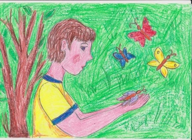 Краткое содержание Платонов Разноцветная бабочка за 2 минуты пересказ сюжета