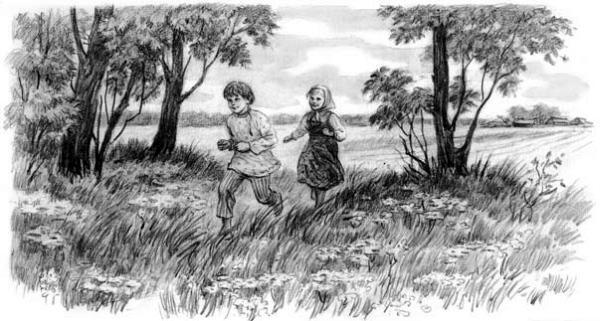 Краткое содержание Дети в роще Ушинского за 2 минуты пересказ сюжета
