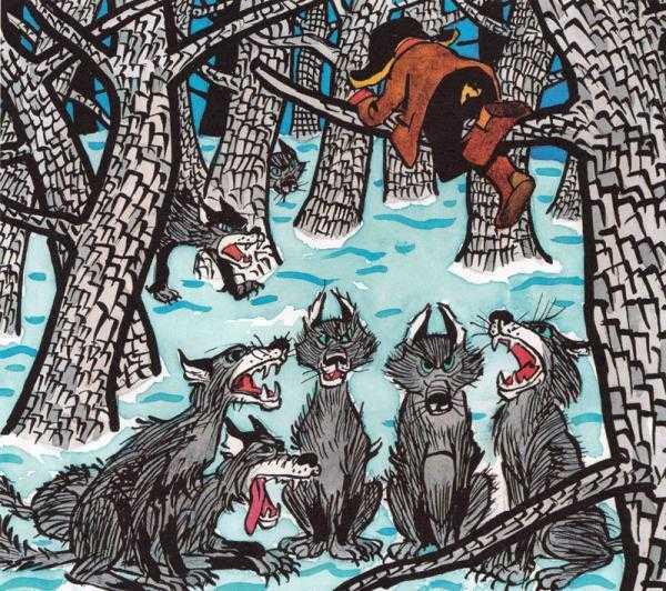 Краткое содержание Три охотника Николая Носова за 2 минуты пересказ сюжета