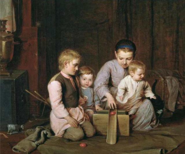 Краткое содержание Некрасов Крестьянские дети за 2 минуты пересказ сюжета