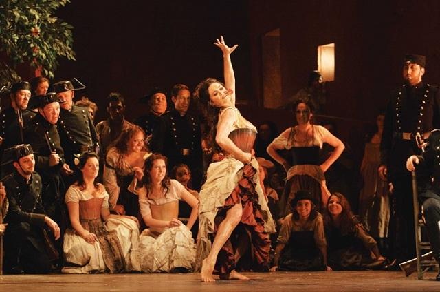Краткое содержание оперы Кармен Жоржа Бизе за 2 минуты пересказ сюжета