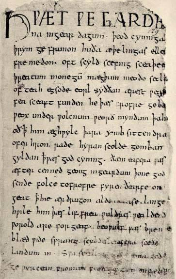 Краткое содержание поэмы Беовульф за 2 минуты пересказ сюжета