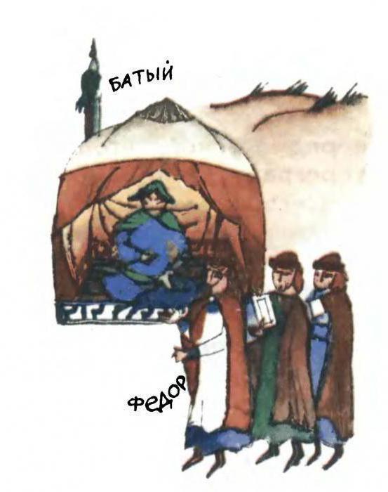 Краткое содержание Повести о разорении Рязани Батыем за 2 минуты пересказ сюжета