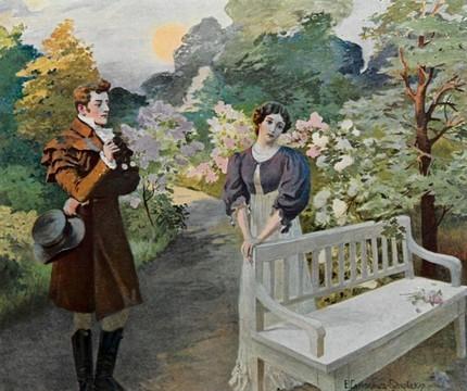 Краткое содержание Оперы Чайковского Евгений Онегин за 2 минуты пересказ сюжета