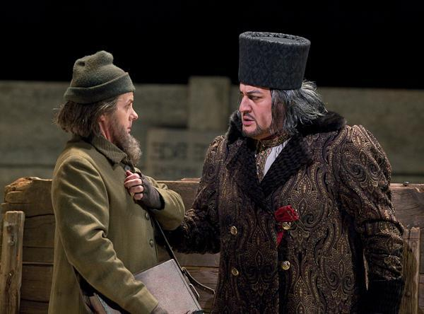 Краткое содержание оперы Хованщина Мусоргский за 2 минуты пересказ сюжета