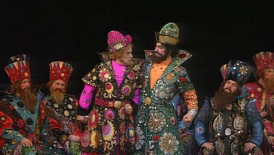 Краткое содержание Оперы Золотой петушок Римского-Корсакова за 2 минуты пересказ сюжета