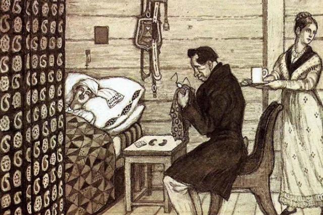 Краткое содержание Пушкин Станционный смотритель за 2 минуты пересказ сюжета