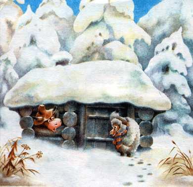 Краткое содержание сказки Зимовье зверей за 2 минуты пересказ сюжета