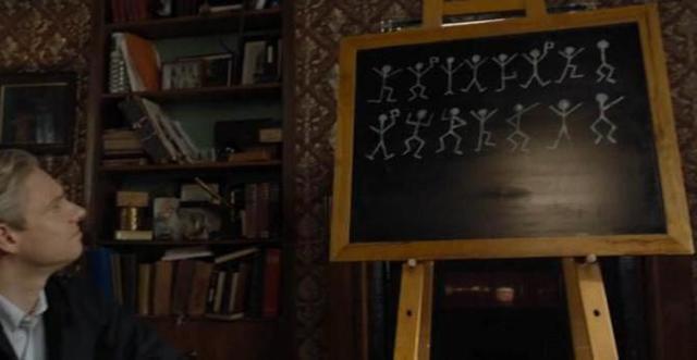 Краткое содержание Дойл Пляшущие человечки за 2 минуты пересказ сюжета