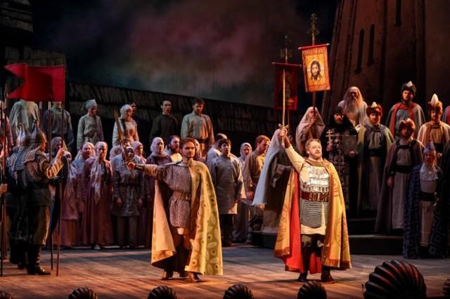 Краткое содержание опера Князь Игорь Бородина за 2 минуты пересказ сюжета