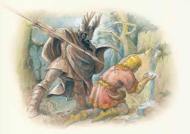 Краткое содержание Песнь о Нибелунгах за 2 минуты пересказ сюжета
