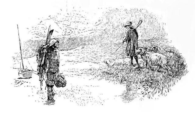 Краткое содержание Пастух и пастушка Астафьева за 2 минуты пересказ сюжета