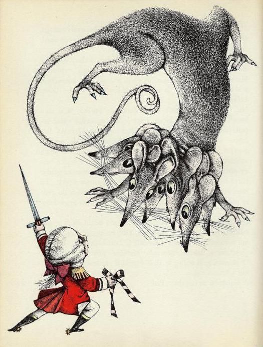 Краткое содержание Гофман Щелкунчик и мышиный король за 2 минуты пересказ сюжета