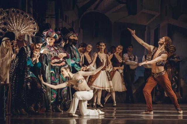 Краткое содержание балета Корсар за 2 минуты пересказ сюжета