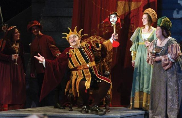 Краткое содержание оперы Риголетто Верди за 2 минуты пересказ сюжета
