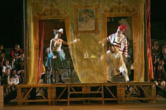 Краткое содержание оперы Леонкавалло Паяцы за 2 минуты пересказ сюжета