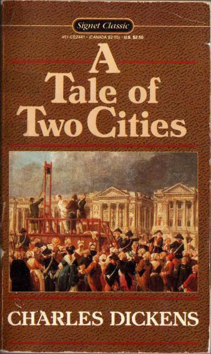 Краткое содержание Диккенс Повесть о двух городах за 2 минуты пересказ сюжета