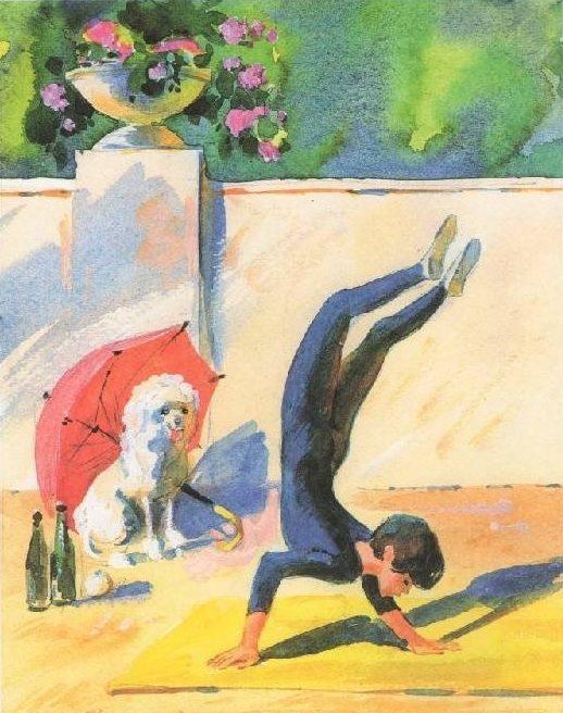 Краткое содержание Куприн Белый пудель крако и по главам за 2 минуты пересказ сюжета