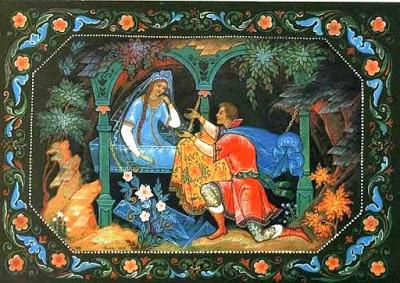 Краткое содержание Пушкин Сказка о мертвой царевне и о семи богатырях за 2 минуты пересказ сюжета