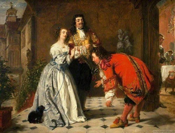 Краткое содержание Мещанин во дворянстве Мольера за 2 минуты пересказ сюжета