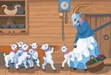 Краткое содержание сказки Волк и семеро козлят братьев Гримм за 2 минуты пересказ сюжета