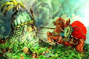 Краткое содержание Пушкин Руслан и Людмила за 2 минуты пересказ сюжета