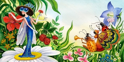 Краткое содержание басни Крылова Стрекоза и муравей за 2 минуты пересказ сюжета