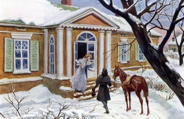 Краткое содержание романа Евгений Онегин по главам Пушкин за 2 минуты пересказ сюжета