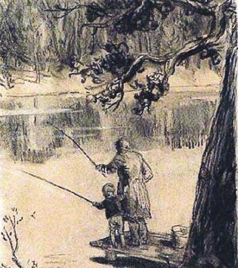 Краткое содержание Детские годы Багрова-внука Аксаков за 2 минуты пересказ сюжета