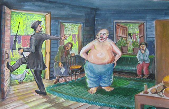 Краткое содержание Гоголь Миргород за 2 минуты пересказ сюжета