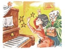 Краткое содержание Пивоварова Как меня учили музыке за 2 минуты пересказ сюжета