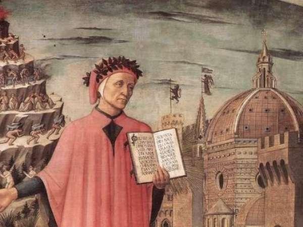 Краткое содержание Данте Божественная комедия по частям за 2 минуты пересказ сюжета