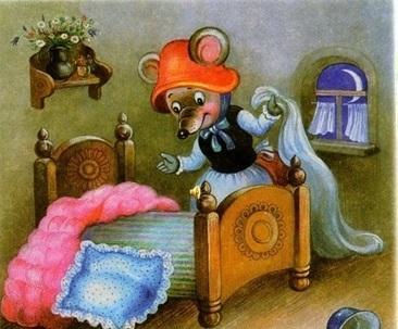 Краткое содержание Маршак Сказка о глупом мышонке за 2 минуты пересказ сюжета