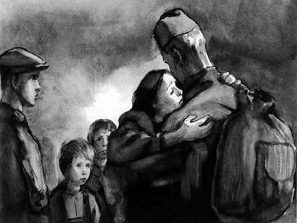Краткое содержание Шолохов Смертный враг за 2 минуты пересказ сюжета