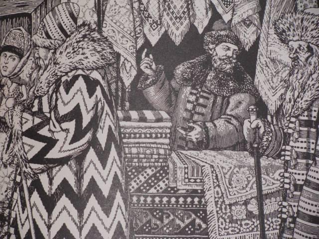 Краткое содержание Лермонтов Песня про царя Ивана Васильевича, молодого опричника и удалого купца Калашникова за 2 минуты пересказ сюжета