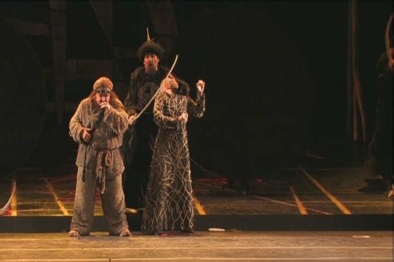 Краткое содержание Сказание о граде Китеже опера Римского-Корсакова за 2 минуты пересказ сюжета