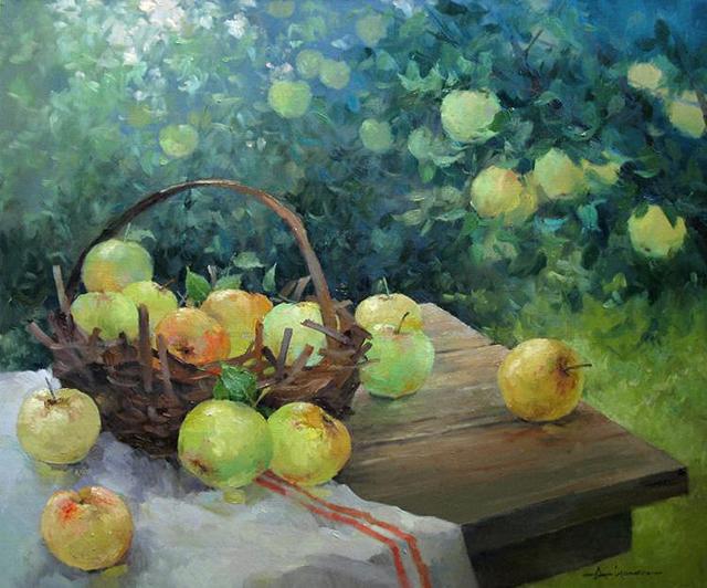 Краткое содержание Антоновские яблоки Бунина за 2 минуты пересказ сюжета