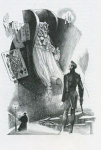 Краткое содержание оперы Пиковая дама Чайковского за 2 минуты пересказ сюжета
