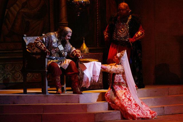 Краткое содержание оперы Псковитянка Римского-Корсакова за 2 минуты пересказ сюжета