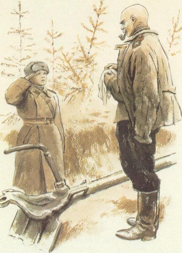 Краткое содержание Катаев Голубок за 2 минуты пересказ сюжета