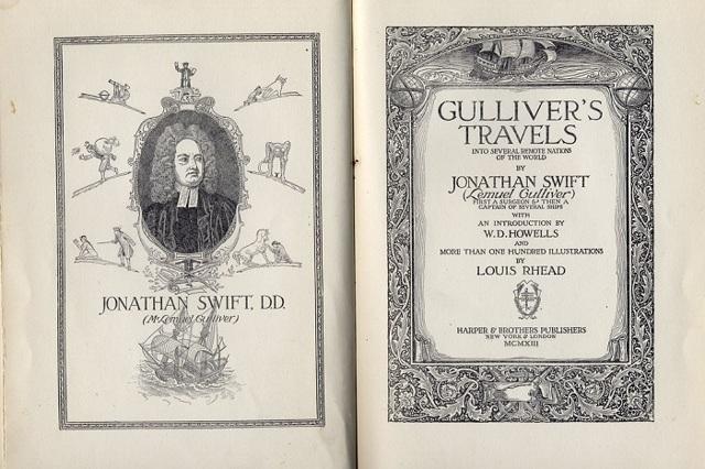 Краткое содержание Свифт Путешествия Гулливера за 2 минуты пересказ сюжета